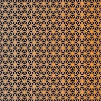 islamisches Muster Hintergrundbild Vektor