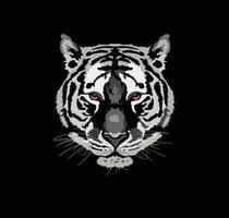 tiger grafik vektor
