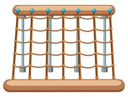 Große Seilspielgeräte