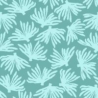Modisches Seenahtloses Muster mit Handbeschaffenheit.