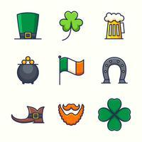 St. Patricks Day Clipart Satz