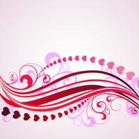 Valentinstag-Abbildung vektor