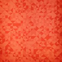 Abstrakter redl geometrischer Hintergrund vektor