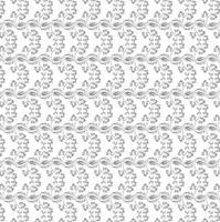 Schöner dekorativer Textilblumenmusterhintergrund vektor