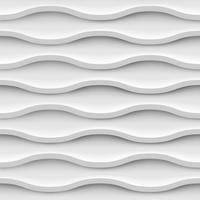 Abstrakter weißer Hintergrund mit Falten und Schatten, Vektorillustration vektor