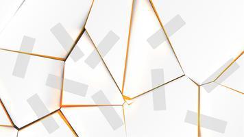 Färgglatt trasig yta med tejp, vektor illustration