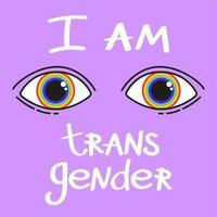 LGBT-Aktivismus. Poster. Stolz. vektor
