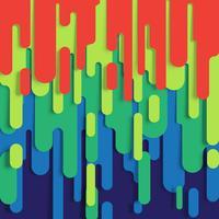 Skiktad abstrakt bakgrund, vektor