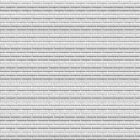 Weiße Backsteinmauer, vektorabbildung