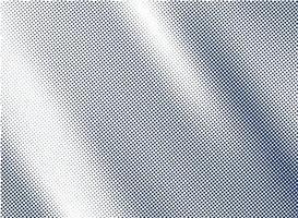 blauer Satin- und Seidenstoff knittert Hintergrundtextur Halbton vektor