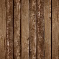 Vektor trä plank bakgrund