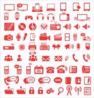Symbole für Medien und Kommunikation