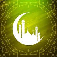 Abstrakt islamisk bakgrund
