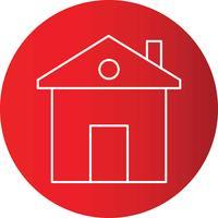 Home Line-Symbol