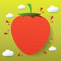 Obst Vektor Hintergrund