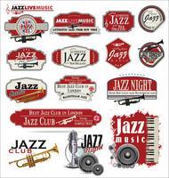 Poster Jazz Festival Trumpet vektor illustration