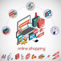 illustration av info grafisk business set koncept
