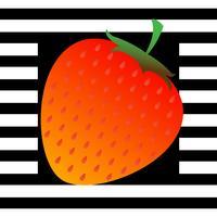 frukt Vektor bakgrund