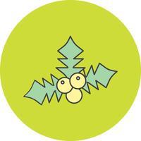 vektor dekoration ikon