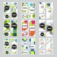 memphis bakgrundsstil Design Mall vektor