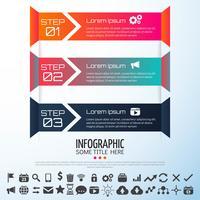 Arrow Infographics Design Mall