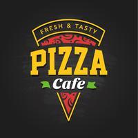 Pizzeria Logo Vorlage