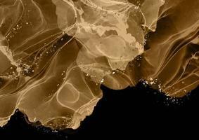 alkoholbläck abstrakt bakgrundsdesign 2508 vektor