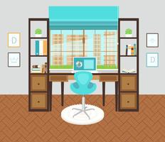 Inrikes kontorområde