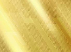 abstrakte Linien mustern Luxus-Stil auf goldenem Hintergrund mit Farbverläufen vektor