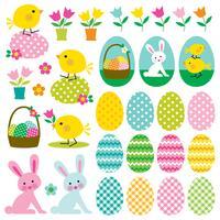 Ostern-Clipart-Grafiken