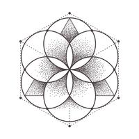 helig geometri vektor