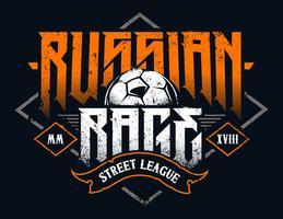 Typologie der russischen Raserei