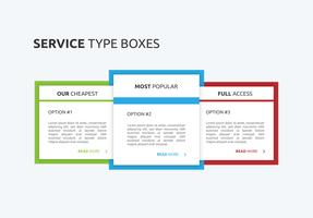 Modern webbdesign för affärer, vektor illustration