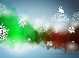 Abbildung der frohen Weihnachten vektor