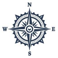 Windrose-Vektor