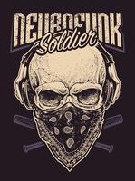 Neurofunk Soldat