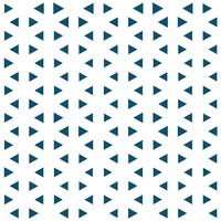 Abstraktes geometrisches blaues Grafikdesign-Dreieckmuster. vektor