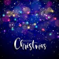 Abbildung zum Thema Weihnachten vektor