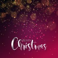 Weihnachtsthema Illustration