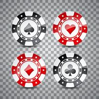casinotemaillustration