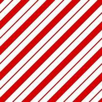 nahtloses Streifenmuster mit diagonalen Linien. Zuckerstange Textur vektor