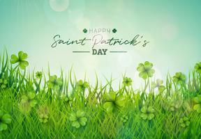 St. Patrick's Day Illustration vektor