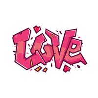 Graffiti-Vektor vektor