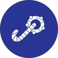 Vektor-Süßigkeiten-Symbol