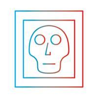 Line Gradient Perfect Icon Vector eller Pigogram Illustration