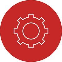 Symbol für die Vektoreinstellung
