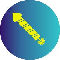 Vektor-Feuerwerk-Symbol