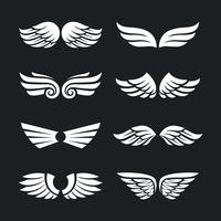 Set med Vector Wings