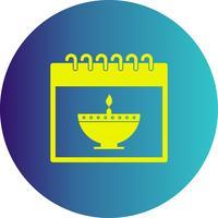 vektor kalenderikonen