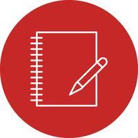 Vektor-Dokument-Symbol